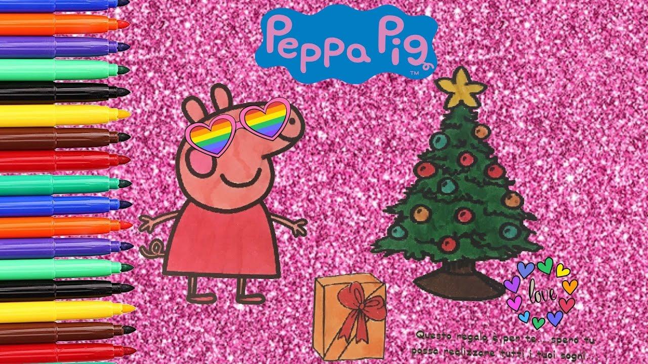 Peppa Pig Peppa Pig Italiano Disegni Da Colorare Coloring