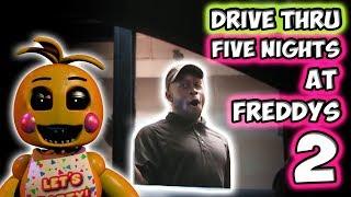 DRIVE THRU FIVE NIGHTS AT FREDDY