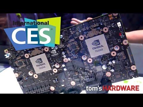 Nvidia Drive PX 2 nelle auto da corsa autonome Roborace - Tom's Hardware