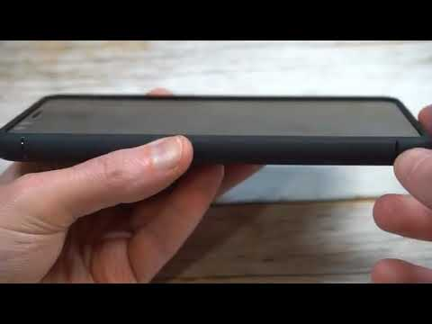 hot sale online 5d7b3 7387c Spigen Rugged Armor Case For HTC U12 Plus Unboxing and Review