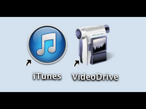 How To Import Any Video Into ITunes - Video Drive