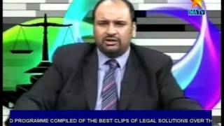 Harjap Bhangal Legal Solutions Best of compilation 20121128 1900   MATV National 00