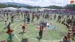 بالفيديو.. اكتشف أكبر عرض راقص للهنود الحمر
