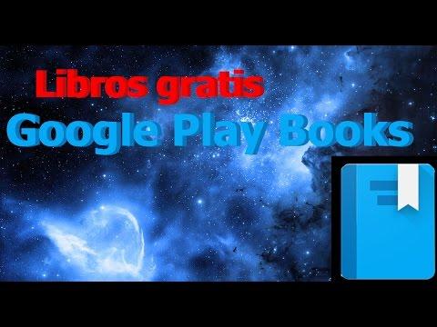 Como descargar libros para Google Play Books GRATIS