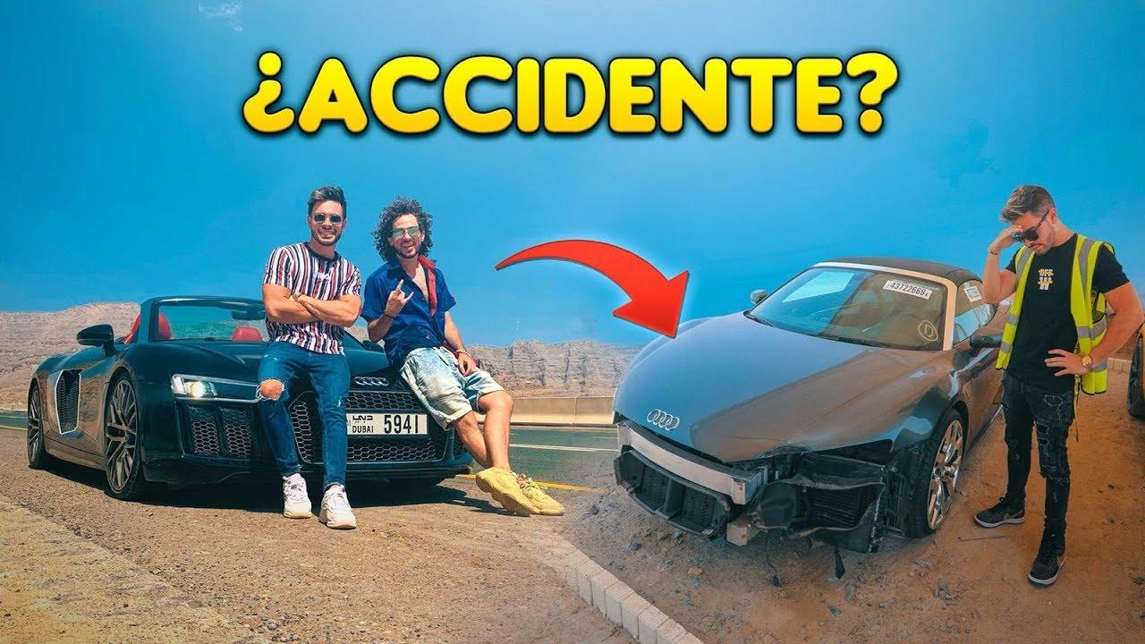 Download LA VERDAD DEL ACCIDENTE AUDI R8 | CEMENTERIO AUTOS ACCIDENTADOS