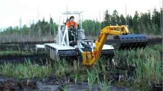 видео Нефтесборное оборудование и нефтесборщики