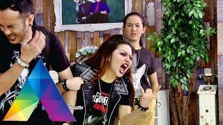 PONDOK PAK CUS - Cecil Berubah Jadi Rocker Biar Dipilih Jadi Model Video Clip (11/02/16) Part 3/3