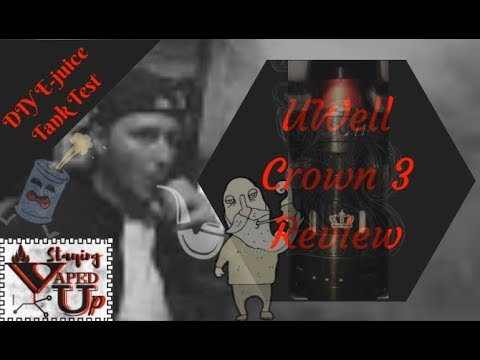 Crown 3 Review | UWell Crown 3 Review