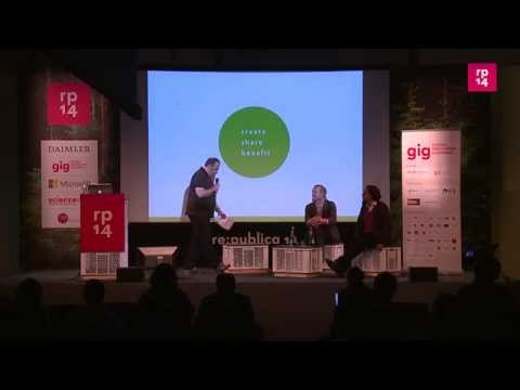 re:publica 2014 - Maker Culture vs. Industrial Innovation Strategies on YouTube