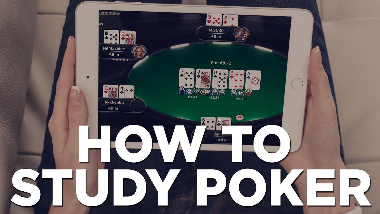 Poker study schedule online mobile casinos no deposit bonus