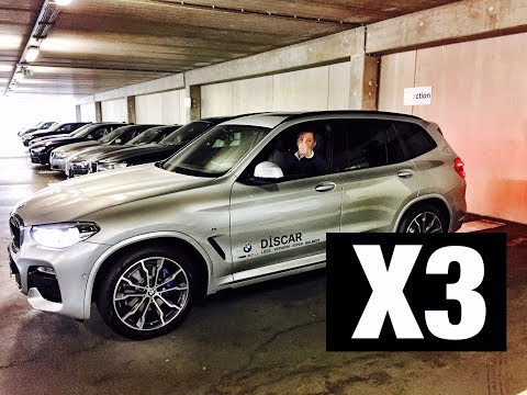 [ESSAI] BMW X3 2017 20D XDRIVE #2