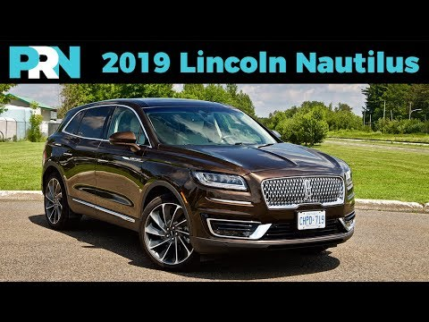 So Long MK-Something | 2019 Lincoln Nautilus Reserve AWD Review