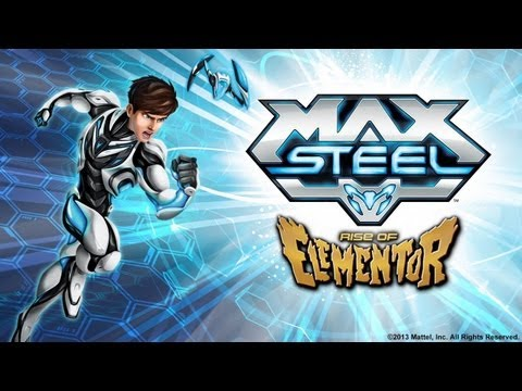 Official Max Steel: Rise of Elementor Announcement Trailer