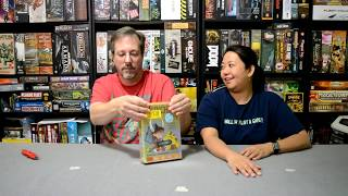 Unboxing of Munchkin by Steve Jackson Games