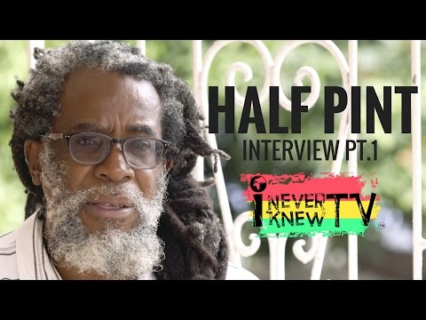 "Half Pint Interview ""Greetings to all Raggamuffins"""