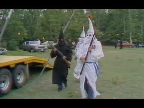 Klan Rally Against Vietnamese Fishermen In Texas 1981