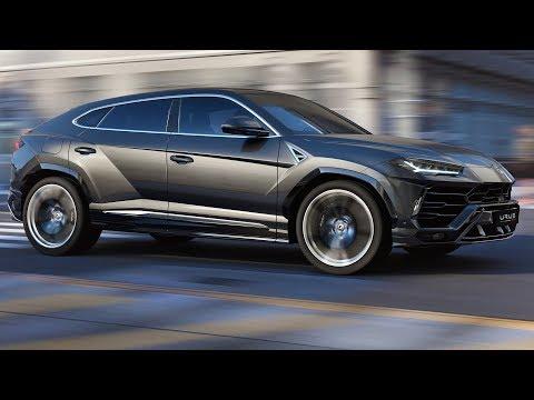 Lamborghini Urus (2018) The Super SUV