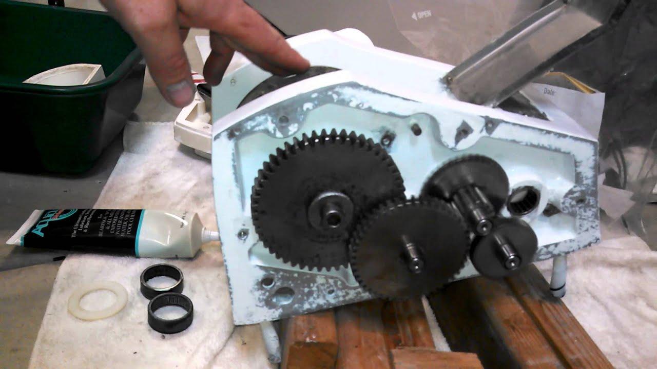 Electric Winch Wiring Diagram Seawolf Anchor Windlass Inside Youtube