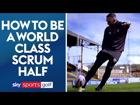 How to be a world class scrum half | Rugby League Masterclass