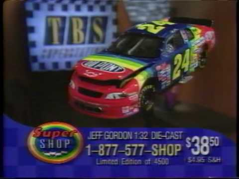 Brian Collard Hosting Live NASCAR TBS Super Shop