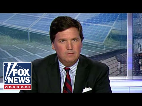 Tucker: Solar power cannot replace fossil fuels