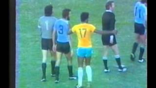 1980 Mundialito Uruguay vs Brazil (La Copa de Oro de Campeones Mundiales)