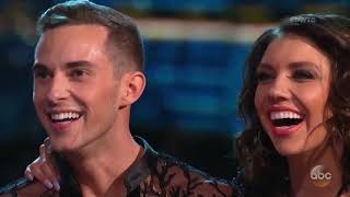 HD Adam and Jenna Dancing With The Stars | Week 1 - Cha-cha-cha