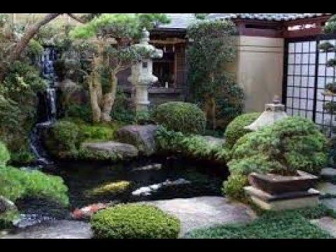 Desain Taman Halaman Rumah Ala Jepang