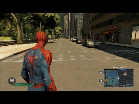 The Amazing Spider-Man 2 Gameplay (PC HD)
