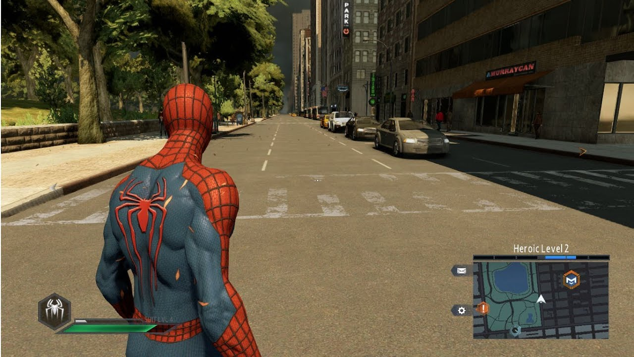 download the amazing spiderman 2 on ios