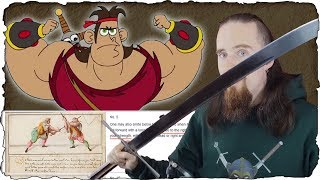 Strength in Sword Fighting - How Much Does It Matter?