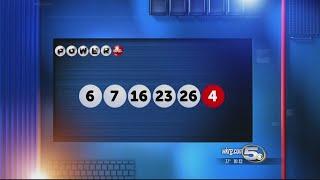 Winning Numbers In $700 Million Powerball Jackpot