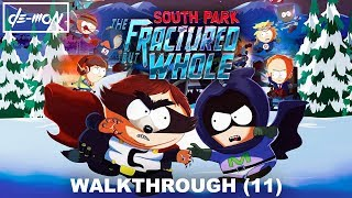 Vídeo South Park: Retaguardia en Peligro