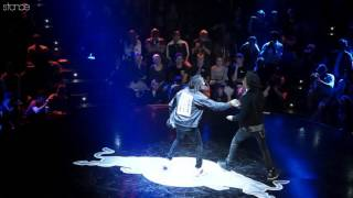 Les Twins Performance // .stance // Red Bull BC One: World Finals 2015