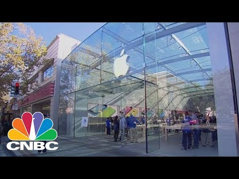 Apple Shares Upgraded Because $1,000 iPhone Will 'Extract' More Profits From Consumers | CNBC