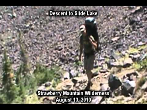 Oregon Strawberry Mountain Wilderness - Slide Lake August 13, 2010