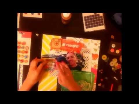My Style Stamps DT Process Video