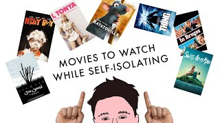 movies to watch while self-isolating