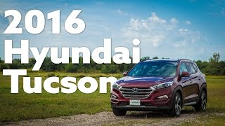 2016 Hyundai Tucson Limited Quick Look смотреть