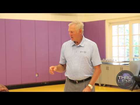 Thru The Lens: (WORKOUT): Episode 09 - The Golden Footage (Harrison Barnes and Jerry West)
