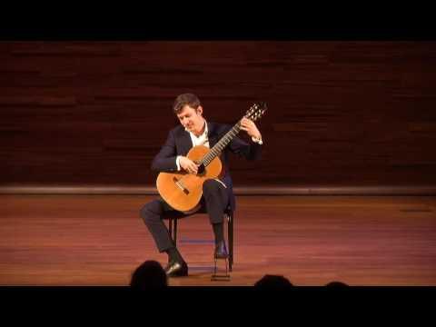 Thibault Garcia performs Primavera Porteño by Astor Piazzolla