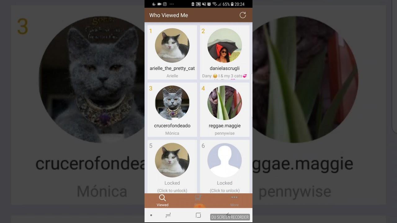 app per vedere chi guarda il tuo profilo instagram gratis