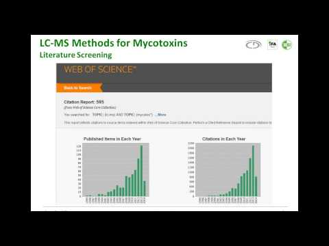Development, validation and application of modern LC-MS/MS based methods