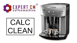 Чистка от накипи кофемашины DeLonghi CAFFE VENEZIA(Пошаговое описание процесса чистки гидросистемы кофемашины DeLonghi CAFFE VENEZIA с использованием чистящего средс..., 2016-04-28T06:25:13.000Z)