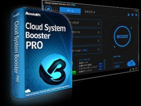 تحميل برنامج إصلاح و تسريع الحاسوب Cloud System Booster 3.6