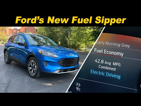 2020 Ford Escape Hybrid | Watch Out RAV4!