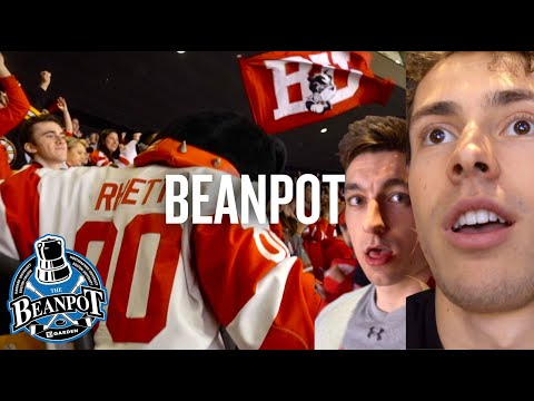 The BEANPOT VLOG: BOSTON UNIVERSITY vs NORTHEASTERN