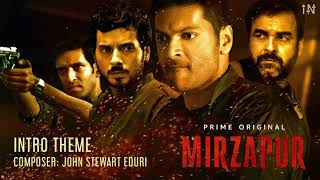 Mirzapur - Intro Theme | OST | Amazon Prime