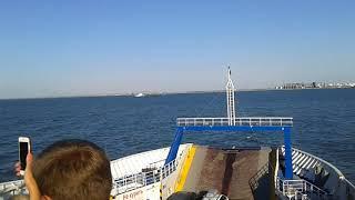 Керчь - порт Кавказ
