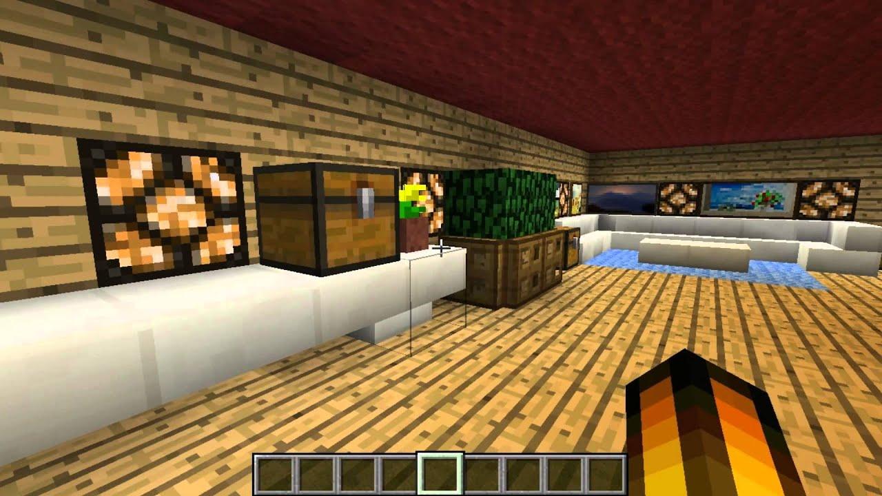 Let's Show Minecraft Piston House Truck Umbau Part 1
